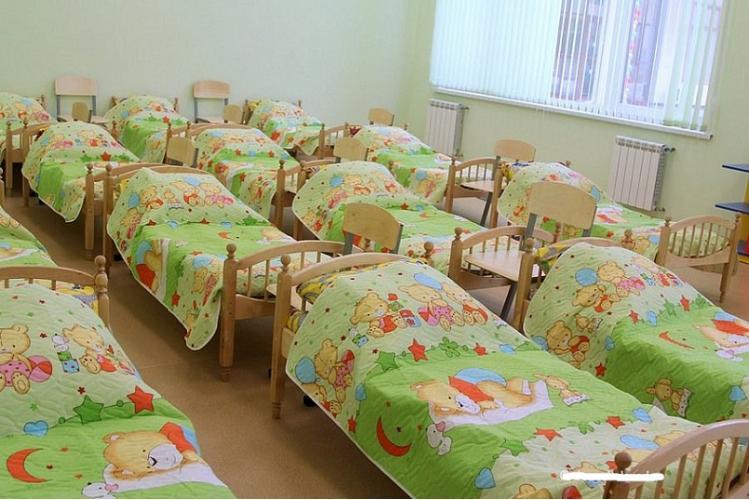 Размеры детского постельного белья в детский сад