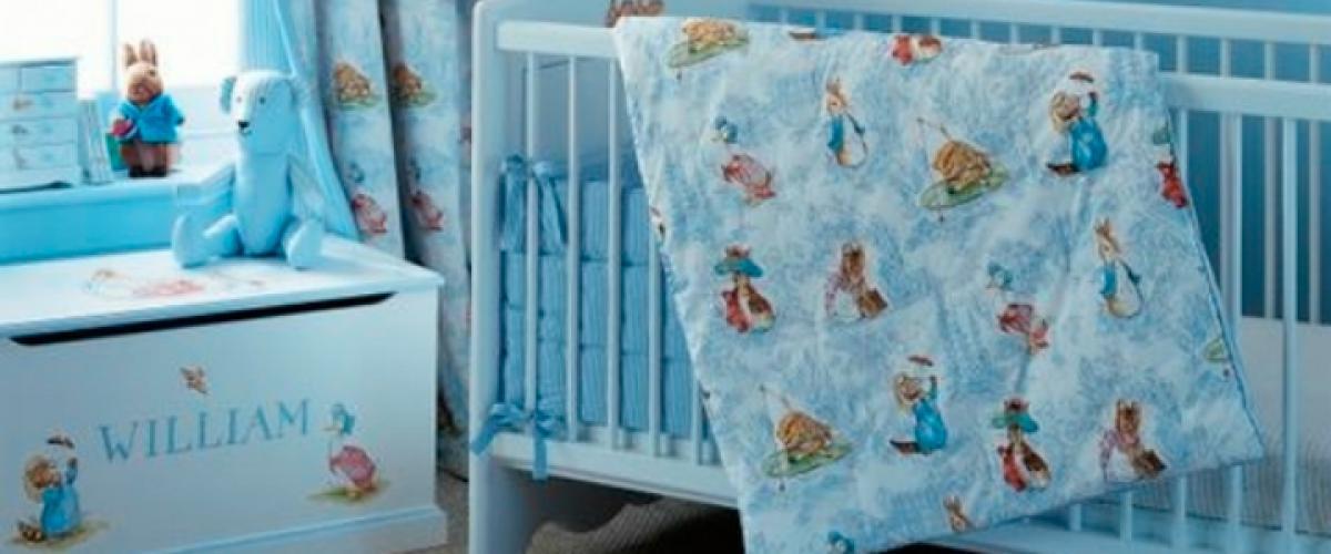 Размеры детского одеяла в кроватку