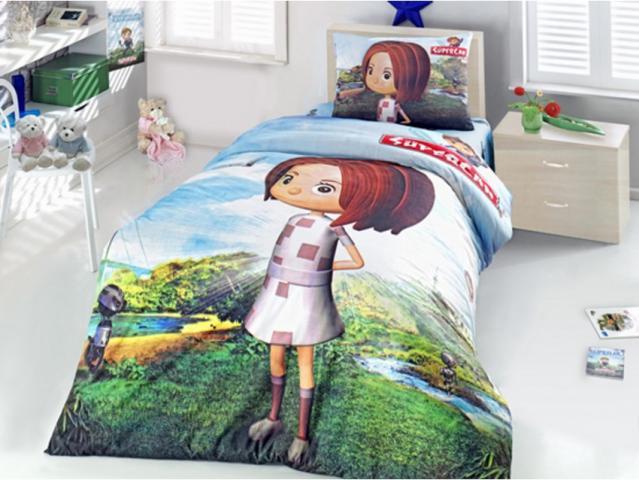 Детское постельное белье Supercan