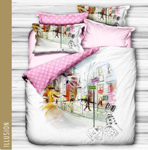 Детское постельное белье Illusione