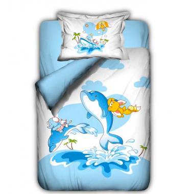 Детское постельное белье Ocean