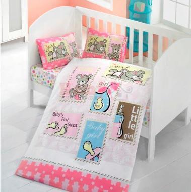Детское постельное белье Baby Gril