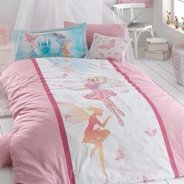 Подростковое постельное белье ранфорс Butterfly