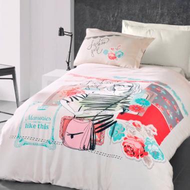 Подростковое постельное белье ранфорс Elodie