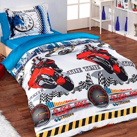 Подростковое постельное белье ранфорс Older race