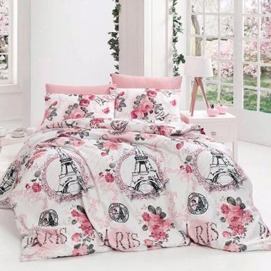 Подростковое постельное белье ранфорс Sweet love