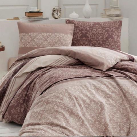 Фланелевое постельное белье для зимы Aura