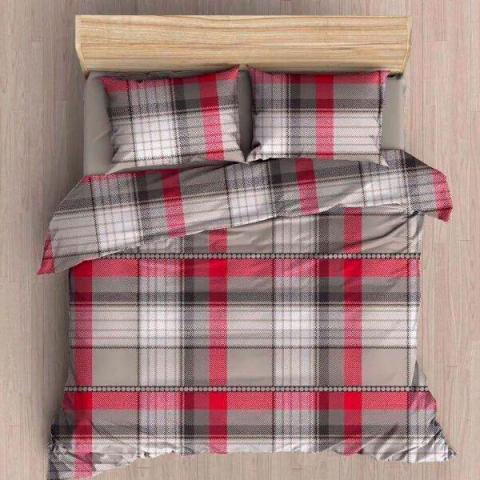 Фланелевое постельное белье для зимы Ayda