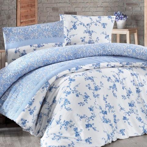 Фланелевое постельное белье для зимы Eldoris