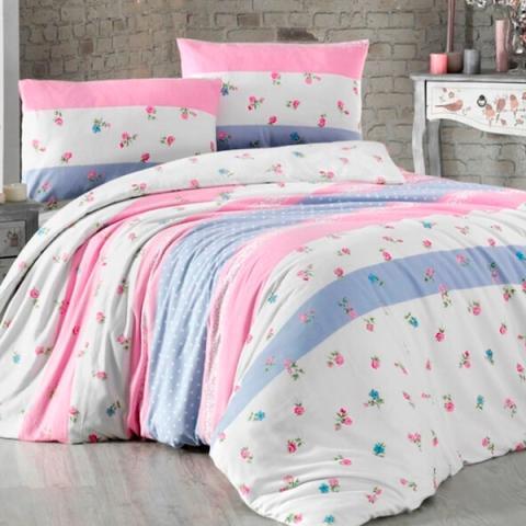 Фланелевое постельное белье для зимы Hasper