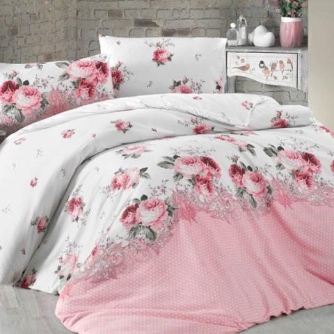 Фланелевое постельное белье для зимы Loretta
