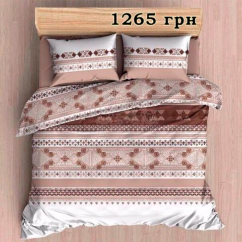 Фланелевое постельное белье для зимы Nida