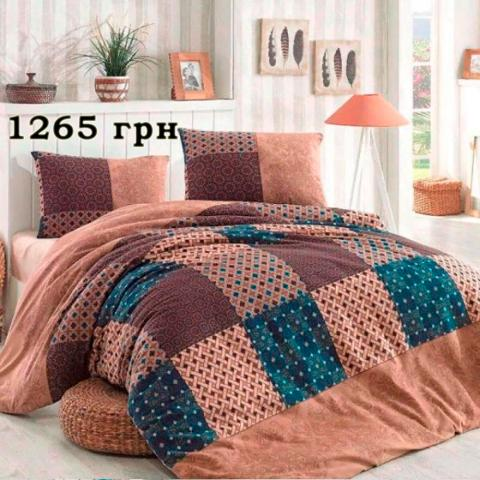 Фланелевое постельное белье для зимы Simay