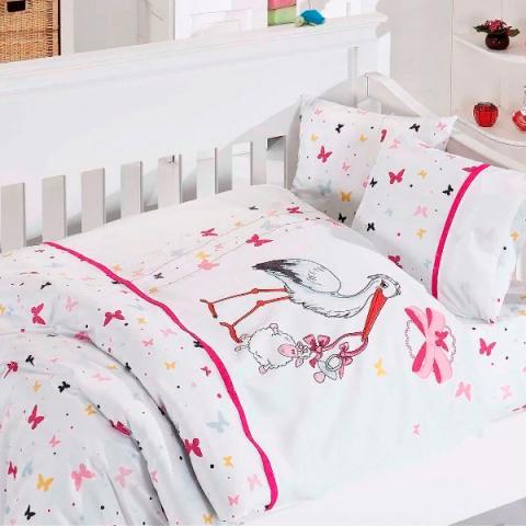 Детское постельное белье Stork
