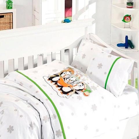 Детское постельное белье Punguins