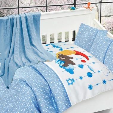 Детское постельное белье с пледом Nirvana Sleeper