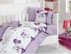 Детское постельное белье Baby Bear lila