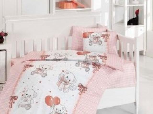 Детское постельное белье Baby Bear pudra
