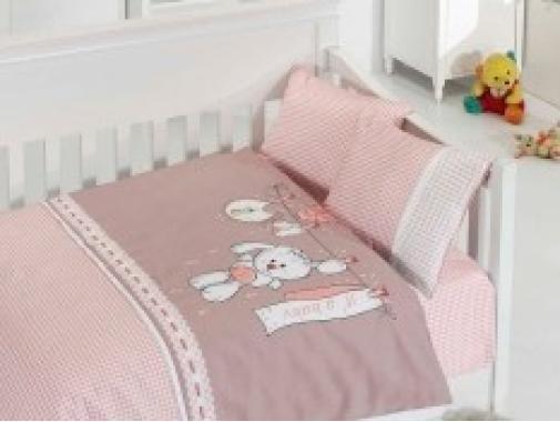 Детское постельное белье Baby pudra