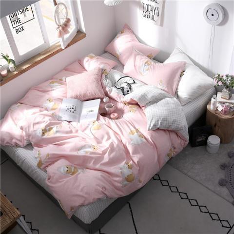 Berni Комплект постельного белья Рыжий кот