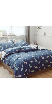 Berni Комплект постельного белья Милые динозавры