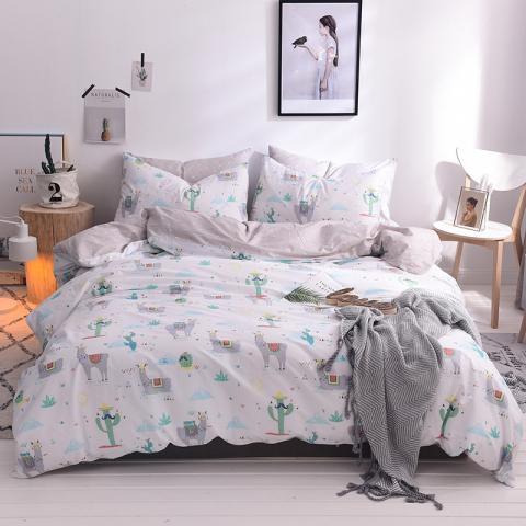 Berni Комплект постельного белья Альпака
