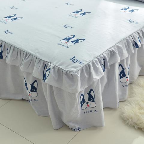 Berni Комплект постельного белья Веселый бульдог