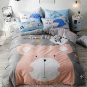 Berni Комплект постельного белья Медвежонок