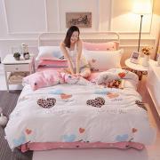 Berni Комплект постельного белья Влюбленные сердца