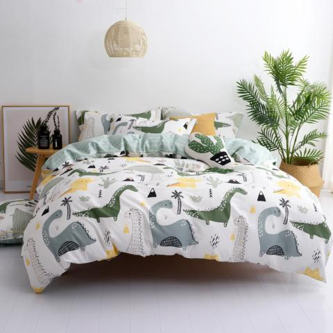 Berni Комплект постельного белья Динозавры