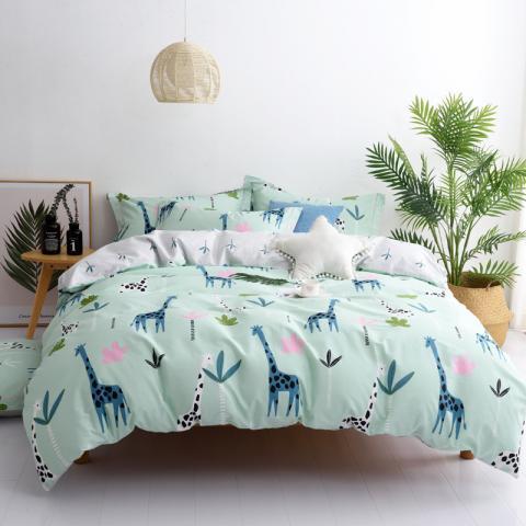 Berni Комплект постельного белья Жирафы