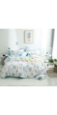 Berni Комплект постельного белья Голубая птичка