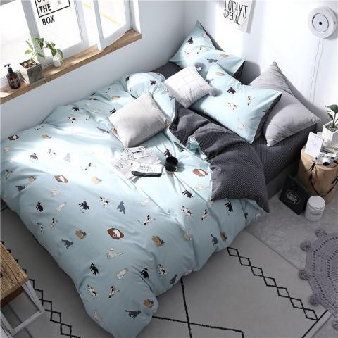 Berni Комплект постельного белья Домашние коты