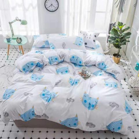 Berni Комплект постельного белья Sleeping cat