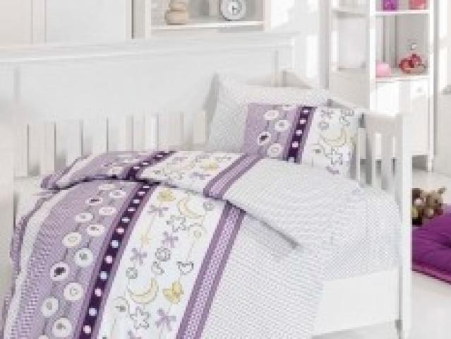 Детское постельное белье Chick lila