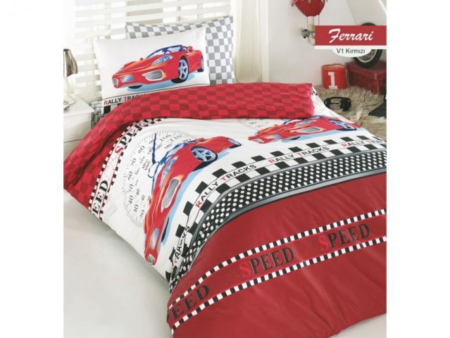 Детское постельное белье Ferrari
