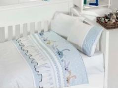 Детское постельное белье Ginny mavi