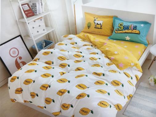 Детское постельное белье Лимон