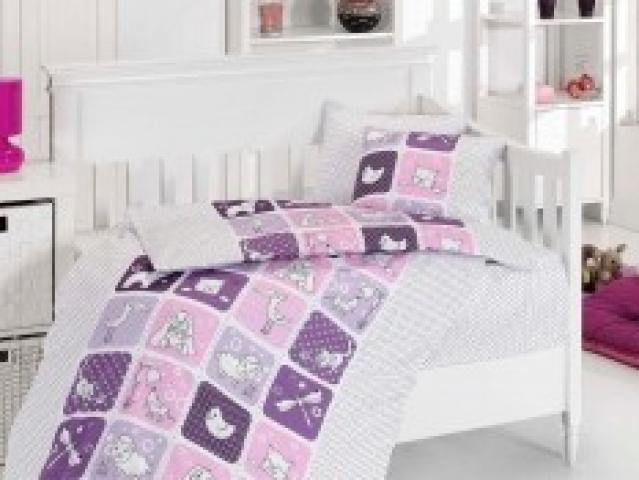 Детское постельное белье Luci lila