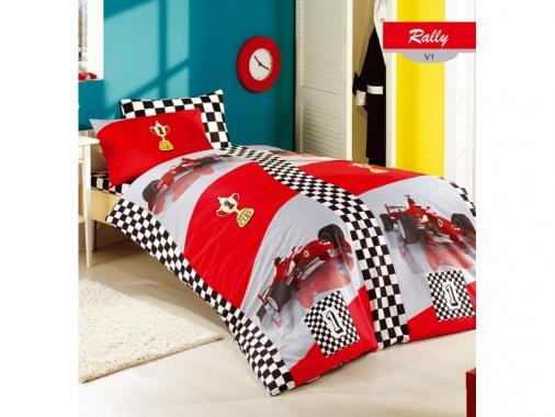 Детское постельное белье Rally