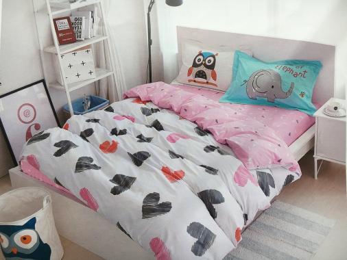 Детское постельное белье Сердце