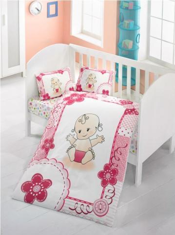 Детское постельное белье для новорожденных Baby
