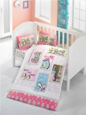 Детское постельное белье для новорожденных Baby gіrl