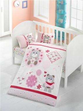 Детское постельное белье для новорожденных Baby love