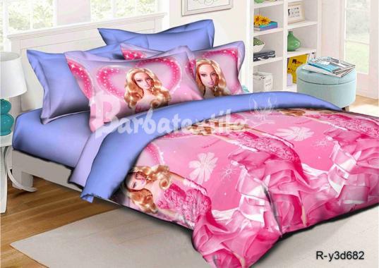 Детское постельное белье Барби2