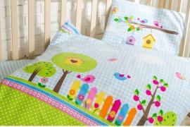 Детское постельное белье Bird Garden