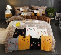 Детское постельное белье Cat family