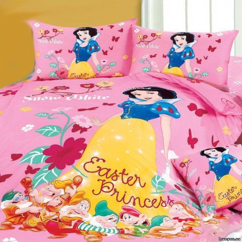 Детское постельное белье Белоснежка