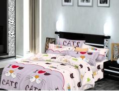 Детское постельное белье Коты