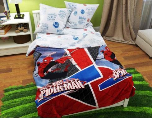 Детское постельное белье Человек паук 3